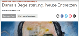 Screenshot der Webseite des Readiofeaturebeitrags