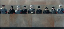 "Screenshot des Trailers zu ""The Death of Stalin"""