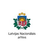 Logo der National Archives of Latvia