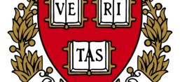 Logo der Harvard University