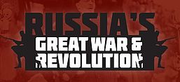 Logo Russia's Great War & Revolution