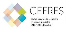 Screenshot CEFRES-Logo