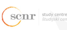 Logo des Study Centre for National Reconciliation, Slowenien